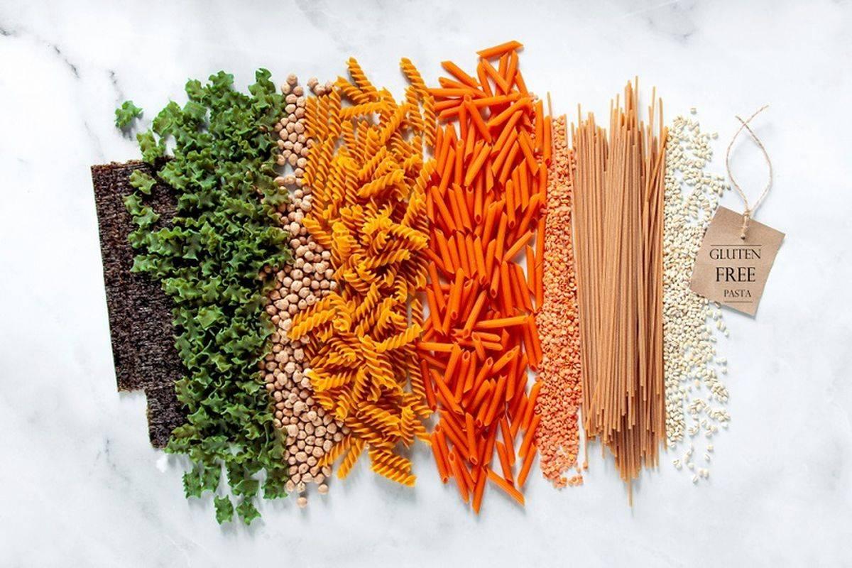 pasta di legumi