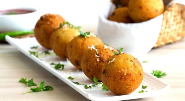 Polpette con farina di ceci e melanzane al forno: un piatto sfizioso e vegano!