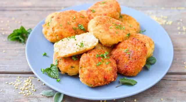 Deliziose polpette di miglio: la ricetta senza glutine e senza carne
