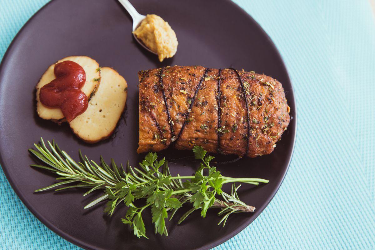 Roast beef di muscolo di grano