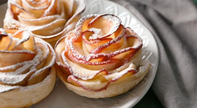 Rosellina di mele: un dolcetto veloce e delizioso, pronto in 10 minuti!