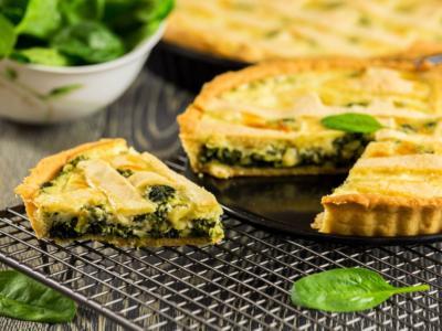 Torta salata ricotta e spinaci: una ricetta sfiziosa e rustica