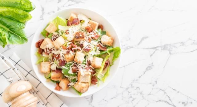 Caesar salad: molto più di una semplice insalata!