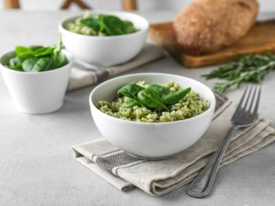 Ricetta del risotto alle erbe aromatiche: un buonissimo primo piatto!