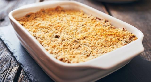 Sartù di riso con la ricetta originale napoletana