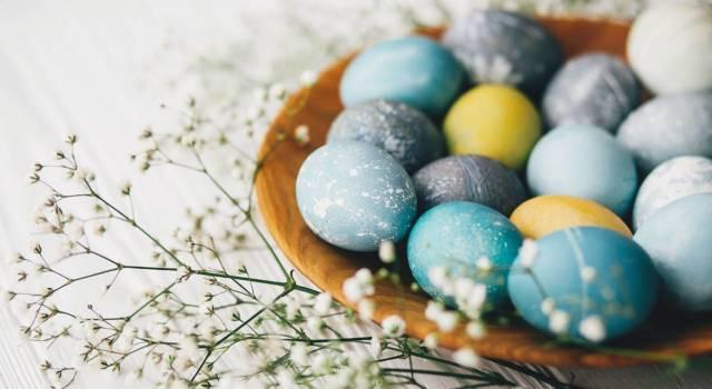 Come fare le uova marmorizzate?