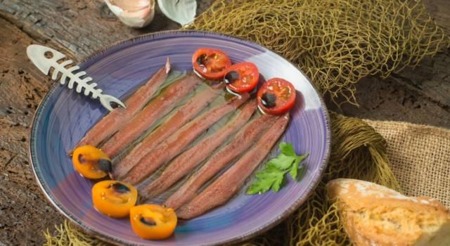 Alici all'arancia: un'idea per i vostri antipasti di pesce