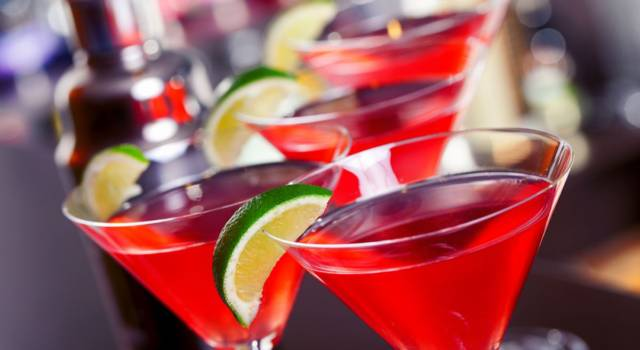 Cosmopolitan, il drink di Sex and the city: ecco la ricetta!