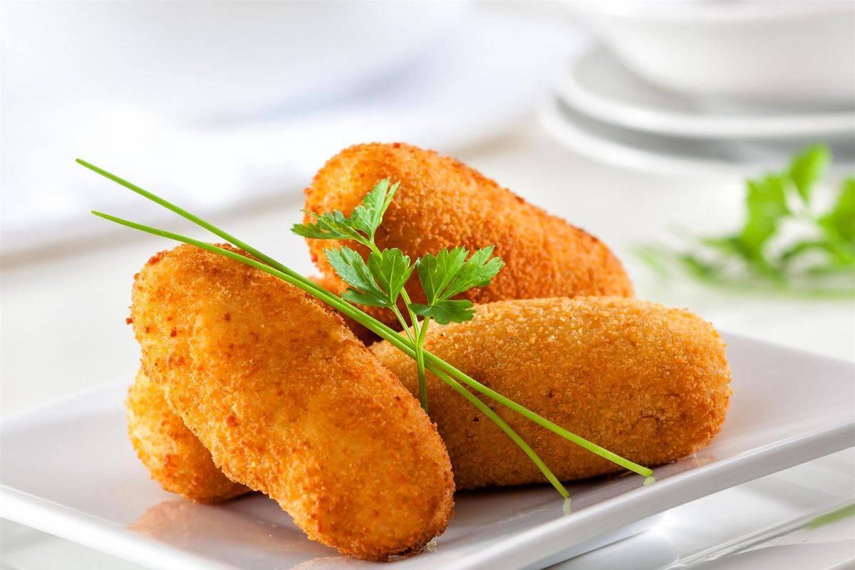 Crocchette patate e surimi