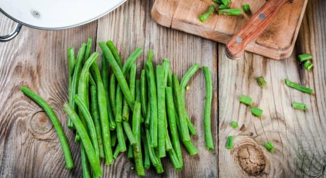 Come cucinare i fagiolini? Ricette, proprietà e calorie di questi sfiziosi legumi