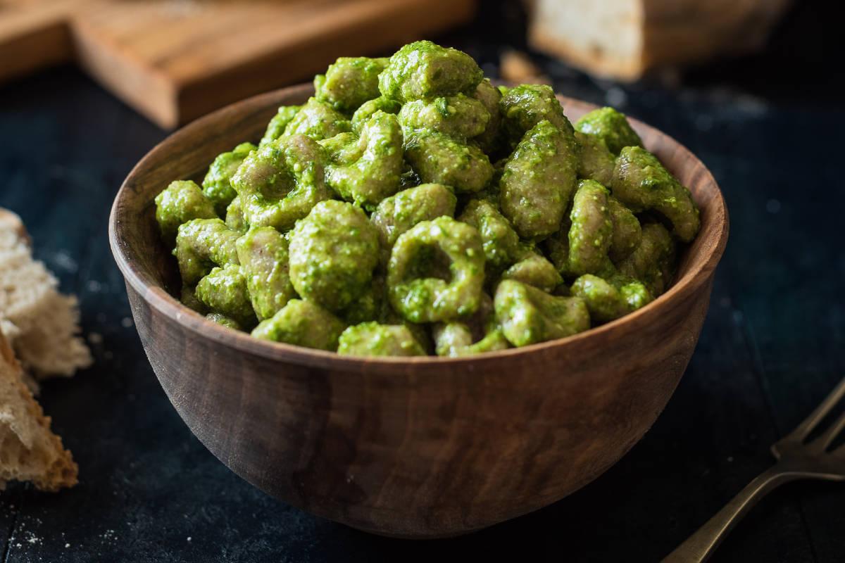 Gnocchi di asparagi