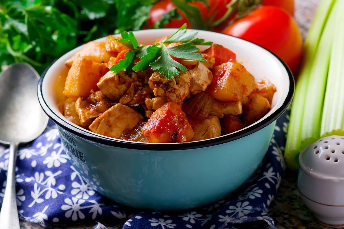 gulasch di tofu