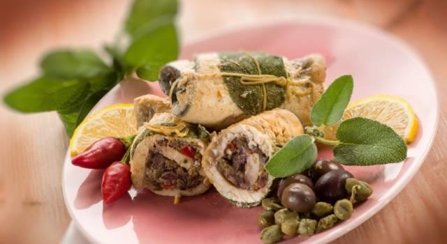 La ricetta degli involtini di pesce spada vi cambierà… la cena