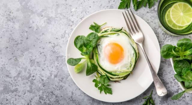 Nidi di uova e zucchine: più belli o più buoni?
