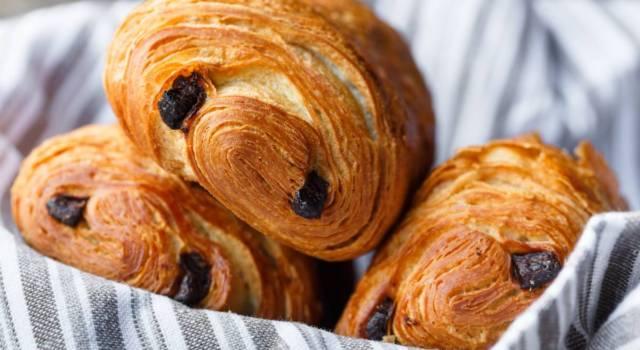 Pain au chocolat, il protagonista della colazione francese