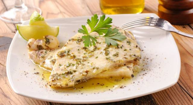 Pesce spada al burro: un piatto dal successo assicurato