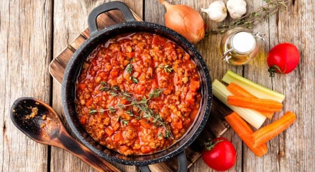 Come fare il ragù alla bolognese: la ricetta originale!
