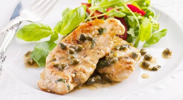5 ricette per preparare delle scaloppine di pollo semplicemente perfette!