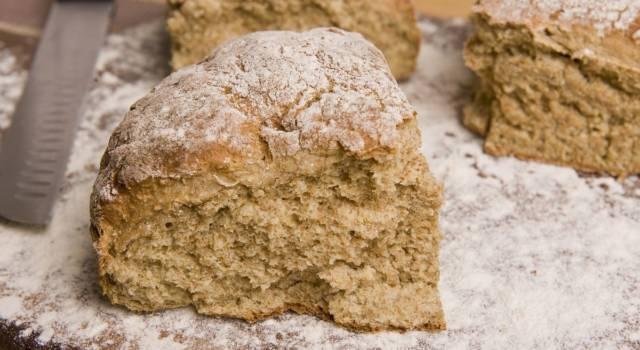Ecco come preparare il soda bread, il pane senza lievito