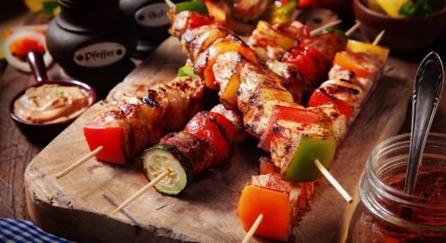 Spiedini di pollo e verdure: una ricetta intramontabile