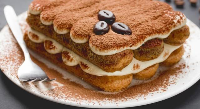 Ecco la ricetta originale del tiramisù, il Re dei dolci tradizionali italiani!