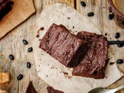 Brownies al caffè: la ricetta del dolce golosissimo