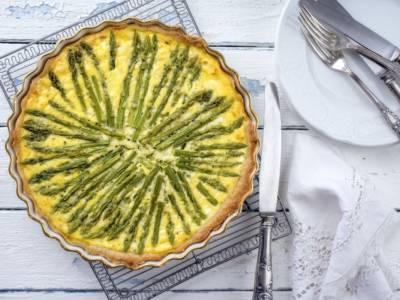 Torta salata agli asparagi: una vera e propria delizia!