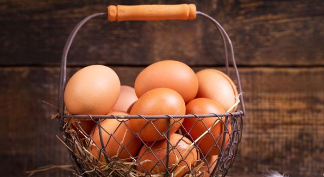 Uova: proprietà e benefici di albume e tuorlo