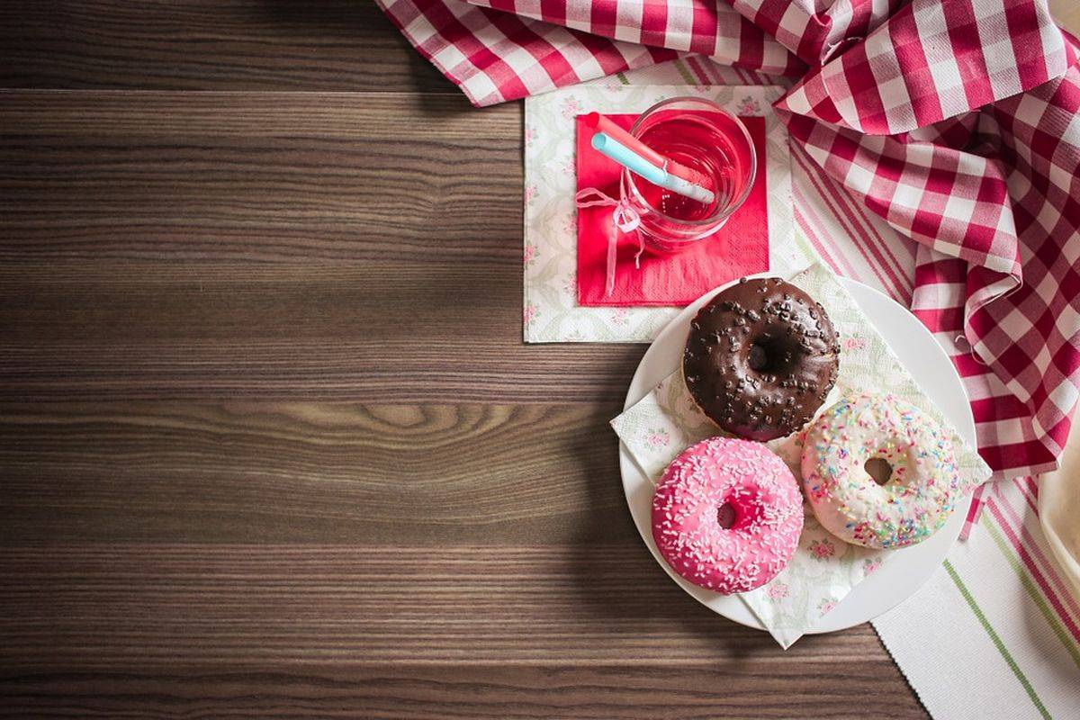 Donuts senza glutine