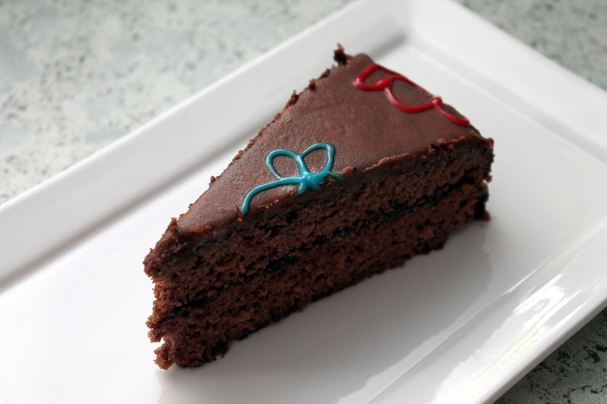 Sacher vegan