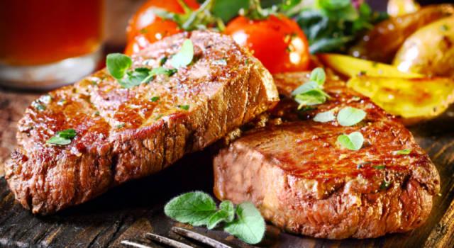 Filetto di manzo alla griglia: ecco la ricetta perfetta!