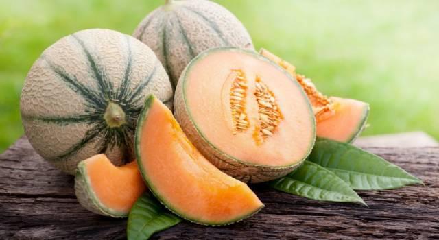 La dieta del melone per liberarsi dei chili di troppo