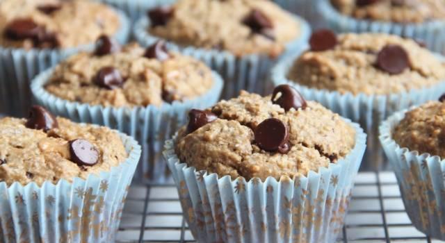 Golosissimi muffin alle arachidi: che profumo in cucina