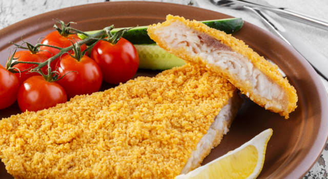 Saporite e buonissime: ecco le cotolette di pesce spada al forno!