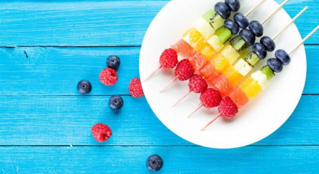 Picnic Day: che giornata sarebbe senza spiedini di frutta?
