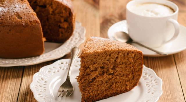 Impossibile resistere alla torta al caffè senza glutine: provatela!