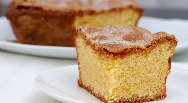 La torta sette vasetti vegan è incredibile (e senza uova né latte)