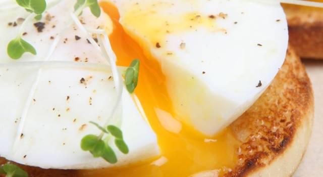 Incredibile ma vero! Ecco come preparare delle fantastiche uova in camicia al microonde