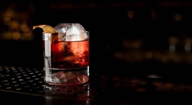 Conosci il cocktail Boulevardier ('parente' del Negroni)?