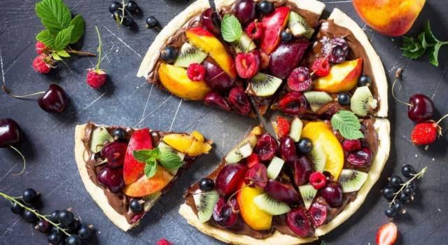 Golosissime crêpes dolci con frutta fresca: belle e buone!