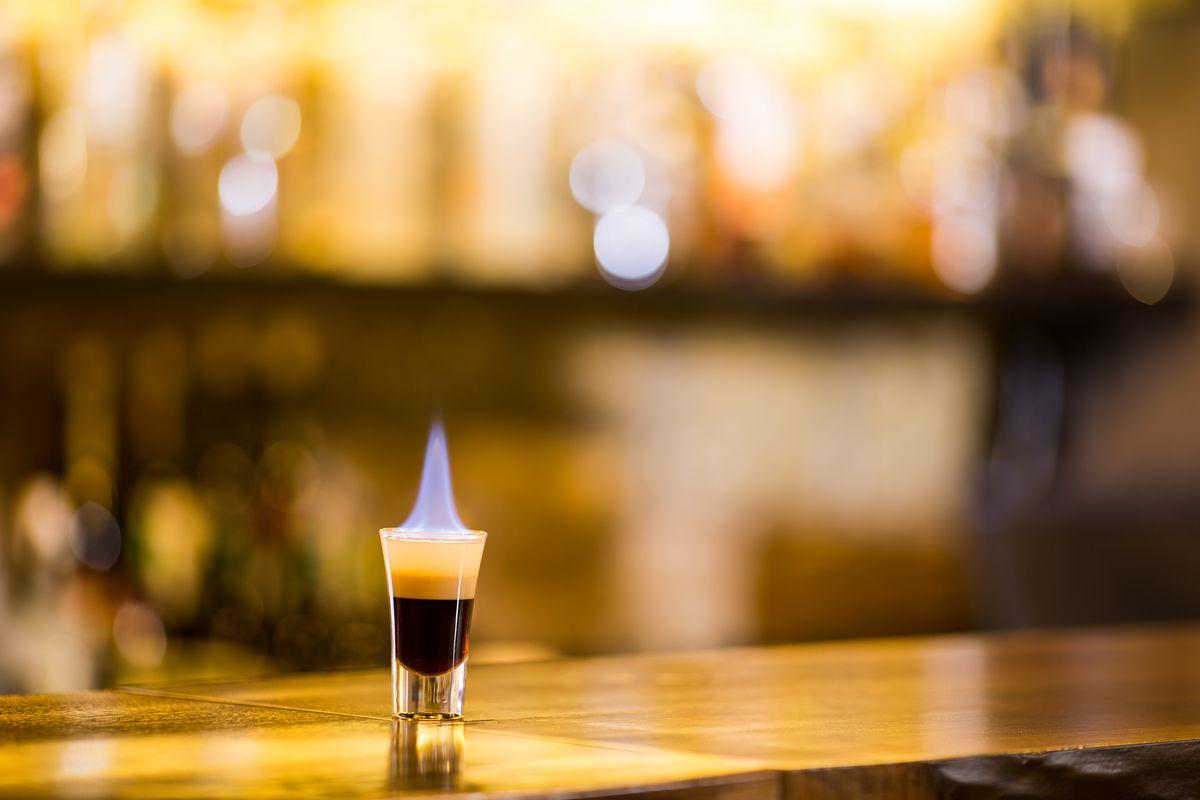 cocktail B52