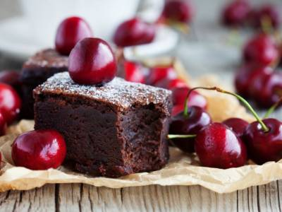 Brownies alle ciliegie: dolci, soffici e buonissimi!