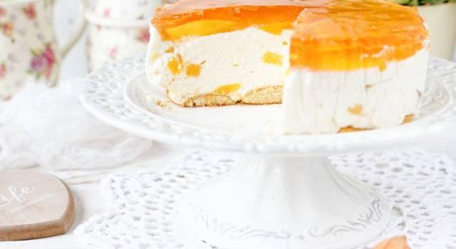 Fresca, dolce e buonissima: è la cheesecake al melone