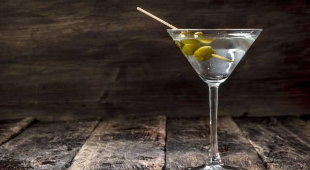 Ingredienti e ricetta del Martini Dry: un cocktail intramontabile!