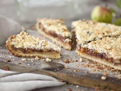Mock Apple Pie, la torta di mele… senza mele!