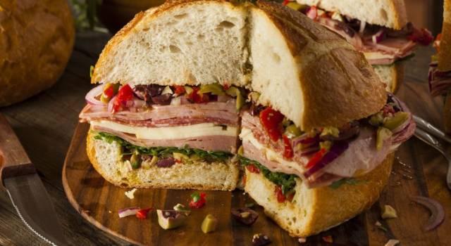 Ecco la muffuletta siciliana… e non chiamatela panino!
