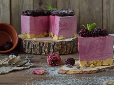 Cheesecake senza glutine con base di corn flakes: un dolce freddo meraviglioso!