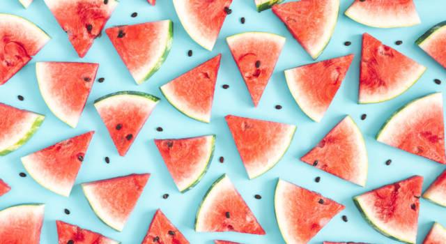 La dieta dell'anguria per combattere il caldo estivo (e perdere fino a 5 kg)