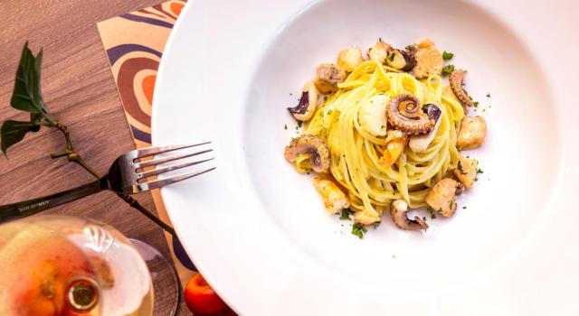 Carbonara di mare: una variante deliziosa