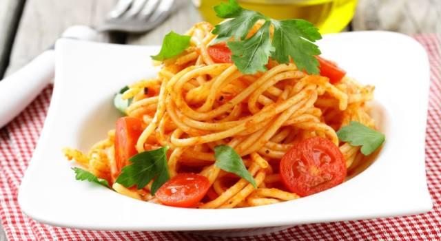 Pasta con pomodorini: come rendere incredibile un classico